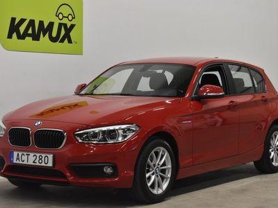 begagnad BMW 118 i 5-door Advantage 136hk