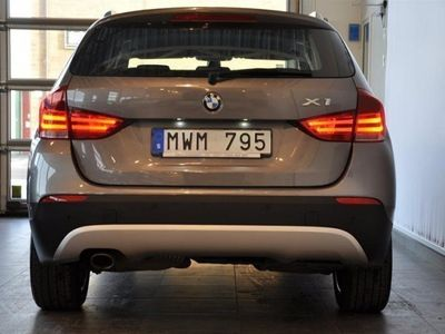 begagnad BMW X1 xDrive18d, E84 (143hk)