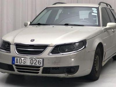 begagnad Saab 9-5 2.0t Biopower SportCombi 2007, Personbil 12 000 kr