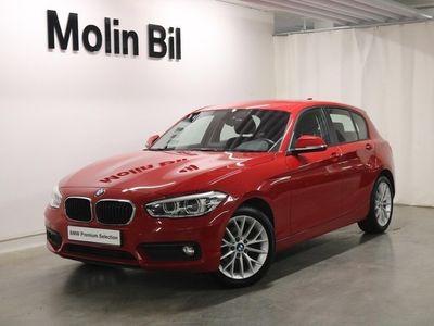 begagnad BMW 118 i 5-D / Advantage