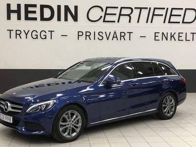 used Mercedes 220 (170hk) AVANTGARDE / BURMESTER / NAVI / DRAG