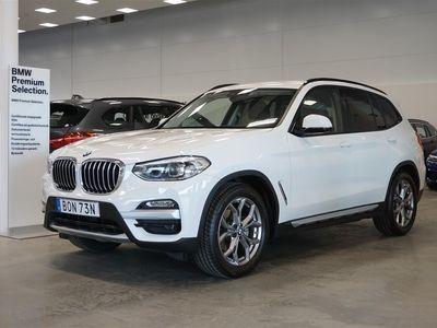 begagnad BMW X3 xDrive20d xDrive 20d X Line Nav Winter HiFi Drag
