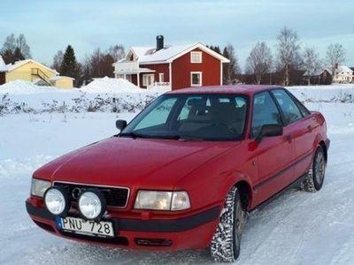 begagnad Audi 80 2.0 E