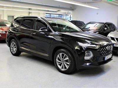 begagnad Hyundai Santa Fe 2.2 CRDi 4WD PREMIUM 7-sits 200hk