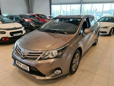 begagnad Toyota Avensis Kombi 1.8 (147 HK)