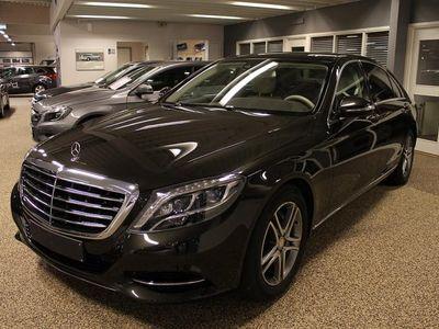 gebraucht Mercedes S350 BlueTEC Lång/DEMO