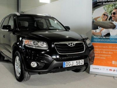 begagnad Hyundai Santa Fe 2.4 4WD 174hk DRAG