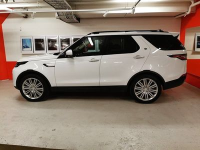 begagnad Land Rover Discovery HSE Euro 6 7-sits 180hk