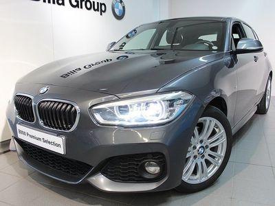begagnad BMW 120 d xDrive Bränsle 3000:- på köpet med