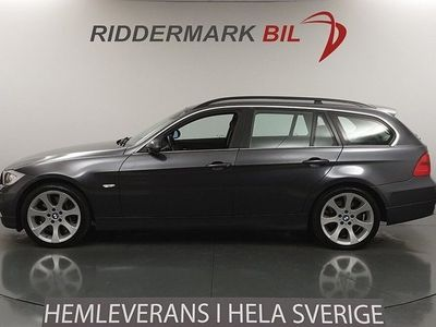 begagnad BMW 335 xi Touring Dynamic Skinn HiFi Nyserva