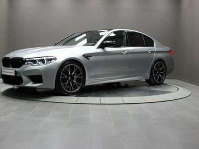 begagnad BMW M5 Competition / Individual