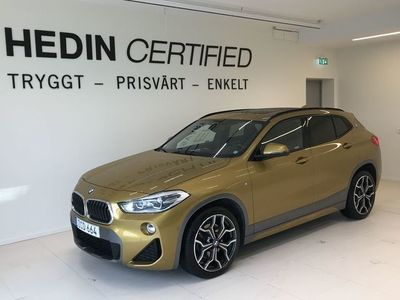 begagnad BMW X2 M-SPORT X xDrive20d Steptronic 190hk