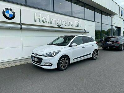 begagnad Hyundai i20 1.4 M6 Premium Plus