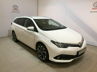 begagnad Toyota Auris Touring Sports 1.2 Turbo Active Plus