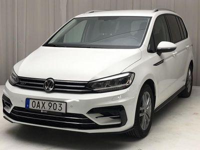 begagnad VW Touran VW 1.4 TSI 2017, SUV 195 000 kr