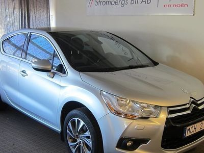 begagnad Citroën DS4 HDI 163 Style