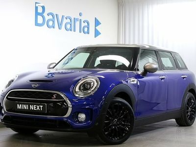 begagnad Mini Cooper S Clubman Salt Essential Connected Park Assist Nypri