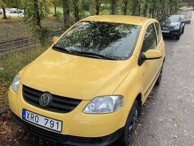 begagnad VW Fox 1.2 -06