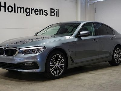 begagnad BMW 530 e xDrive Sedan Sport Drag HiFi
