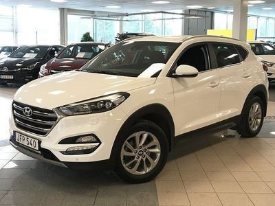 gebraucht Hyundai Tucson 1.6T 4WD