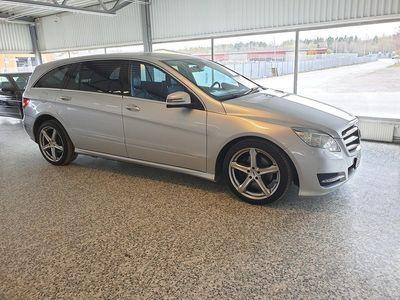 begagnad Mercedes R350 CDI L 4MATIC 7G-Tronic 7-sits 265hk