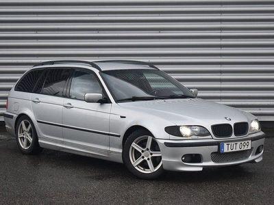 begagnad BMW 320 i Touring M Sport 170hk Alcantara AUX