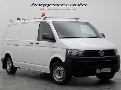 begagnad VW Transporter 2.0 TDI / 102hk / Värmare