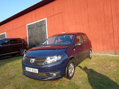 begagnad Dacia Sandero 0.9 TCe Euro 6 90hk*lågmil*finans
