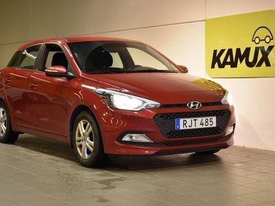gebraucht Hyundai i20 1.2 75hk M5 Move! SoV
