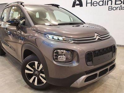 begagnad Citroën C3 Aircross PureTech 110 Feel // Skyltavläsning // Apple Carplay //