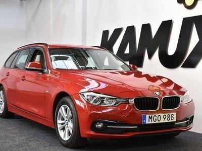 begagnad BMW 320 d xDrive Touring   Aut   Sportline   S&V-Hjul   190hk
