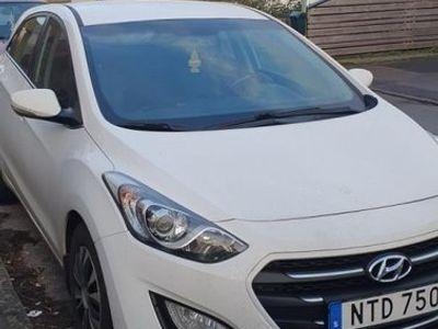 begagnad Hyundai i30 5-dörrar 1.6