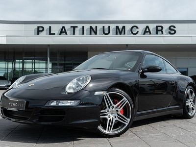 used Porsche 911 Carrera 4S 3.8 355hk SPORTCHRONO 2008