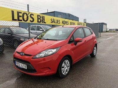 begagnad Ford Fiesta 5-dörrar 1.6 TDCi 75hk/LÅG MIL