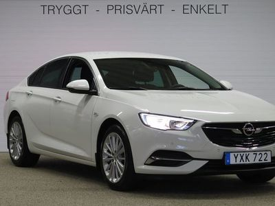 begagnad Opel Insignia Grand Sport 2.0 CDTI | 170 hk | Värmare | Drag |