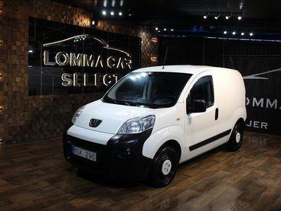 begagnad Peugeot Bipper 1.3 75 HK AUTOMAT LÅG SKATT