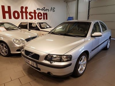 begagnad Volvo S60 T5 Automat 250hk Drag
