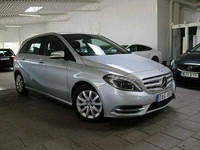 begagnad Mercedes B180 B BenzCDI BlueEFFICIENCY 7G-DCT 2014, Halvkombi Pris 139 000 kr