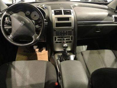 begagnad Peugeot 407 SW 2,0 HDi -08