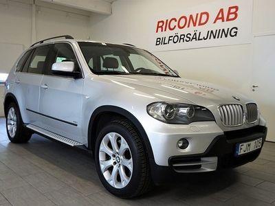 begagnad BMW X5 4.8i AUT 4X4 355HK SV-SÅLD