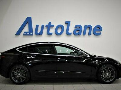 begagnad Tesla Model 3 Long Range,PANORAMA,AWD 2019, Halvkombi Pris 499 900 kr
