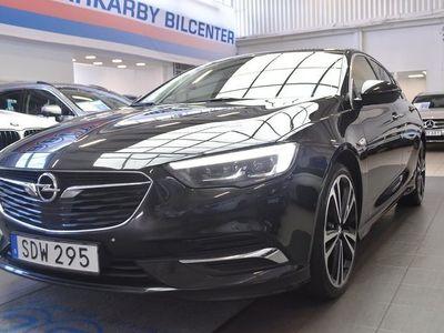 begagnad Opel Insignia Grand Sport 2.0 CDTI OPC-Line 4x4 Automat / Webasto / Krok