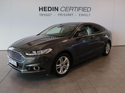 begagnad Ford Mondeo Business 2.0TDCi AWD 180HK AUT