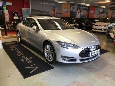 brugt Tesla Model S P85D LudicrouAWD SV-Såld 1 ägare