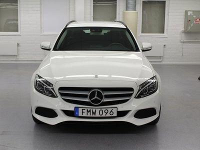 brugt Mercedes C220 T BlueTEC 7G-Tronic Plus Fleet Edition