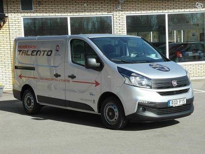 gebraucht Fiat Talento Skåp L1H1 1.6 TwinTurbo 125hk Eu -16