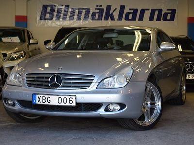 begagnad Mercedes 350 CLS Benz7G-Tronic 2005, Sportkupé 75 500 kr
