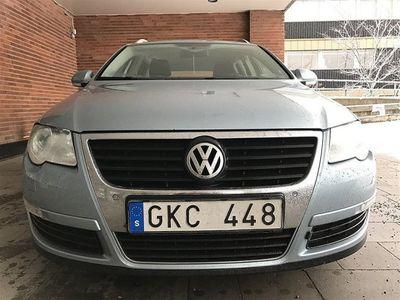 begagnad VW Passat TDI 2.0D -08