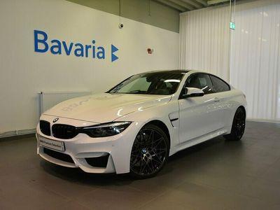 begagnad BMW M4 Competition Coupé Nav Head Up 450hk