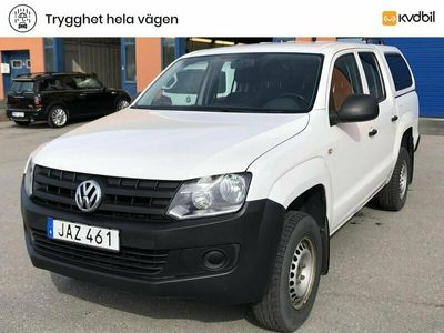 begagnad VW Amarok Dubbelhytt 2.0 TDI 4motion (140hk)